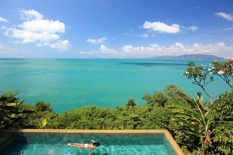 Private Pool Villa Resorts in Samui for the Perfect Honeymoon