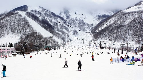 Japan's Winter Destinations: Best Skiing Resorts