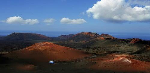Lanzarote – Timanfaya National Park & César Manrique