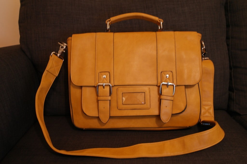 Is The Leather Satchel The Best Smart Man Bag Around?