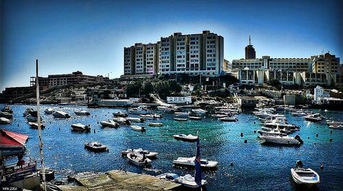 Retiring on the Mediterranean Sea