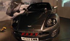 Aston Martin V12 Vanquish Die Another Die