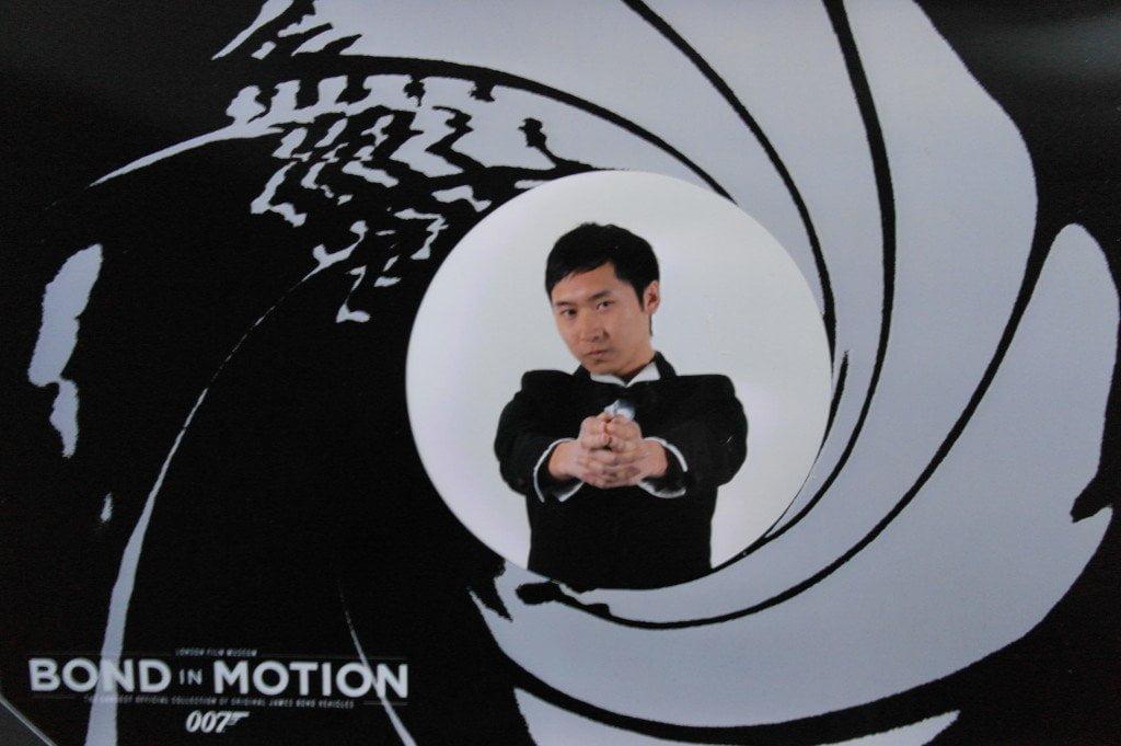 Bond in Motion Review: James Bond Exhibition, London Film Museum