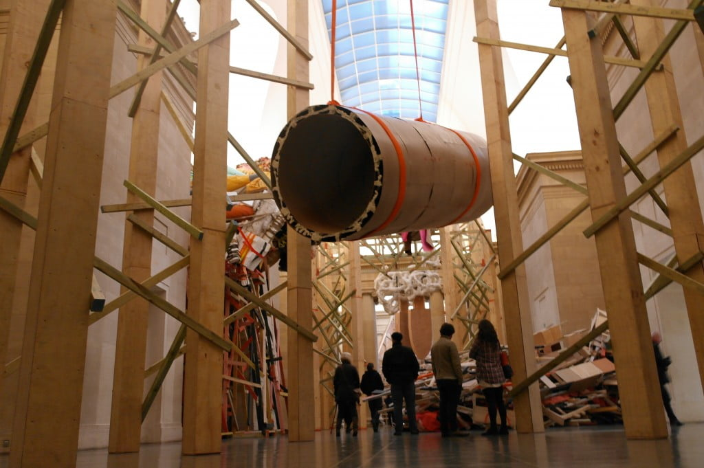 dock by Phyllida Barlow, Review & Pictures | Tate Britain