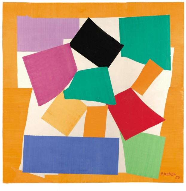 The Snail, Henri Matisse, The Cut-Outs, Tate Modern