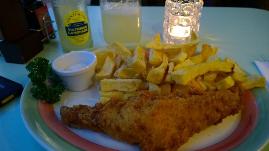 Poppies Review, Camden Town | The Plaice For Fish & Chips