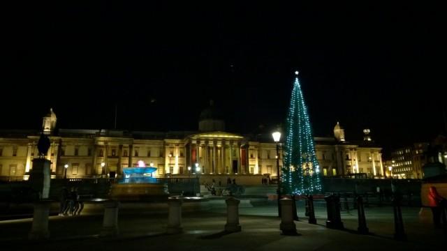 trafalgar square christmas tree 2014 (2)