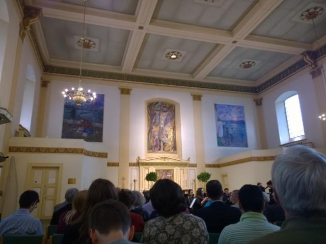 Southbank Sinfonia, St John's Waterloo Church