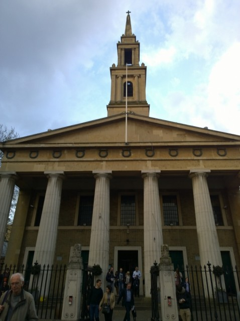 St John's Waterloo Church