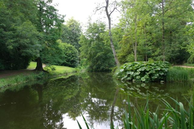 Lake Stowe Gardens