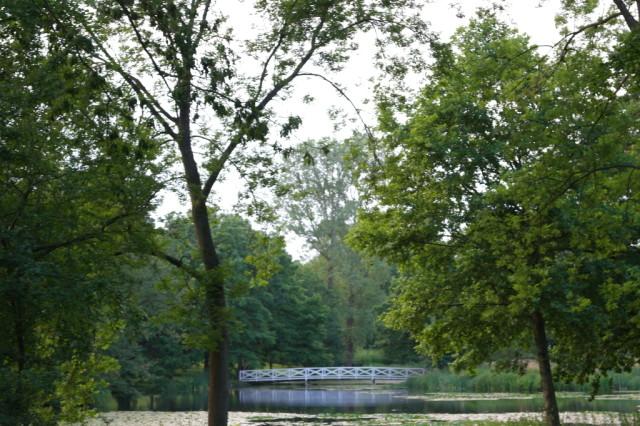 Lake Stowe Gardens Summer