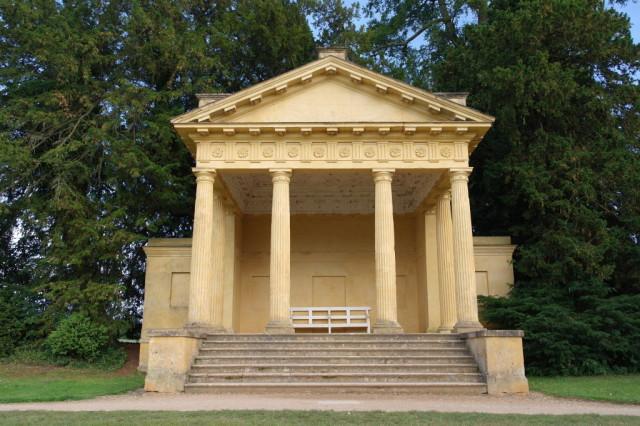 Pavilion Stowe Gardens