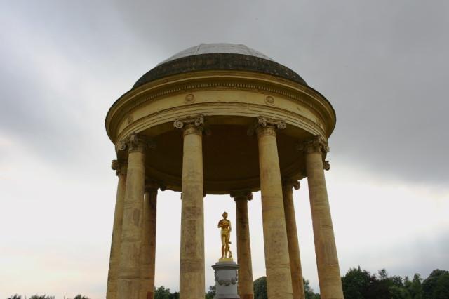 Rotunda  Stowe Gofl Course