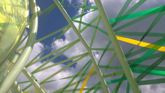 Summer Pavilion 2015 Serpentine Gallery