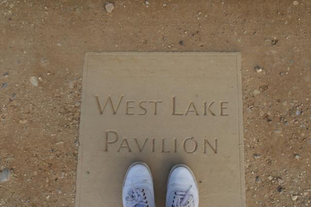 West Lake Pavilion Stowe Gardens
