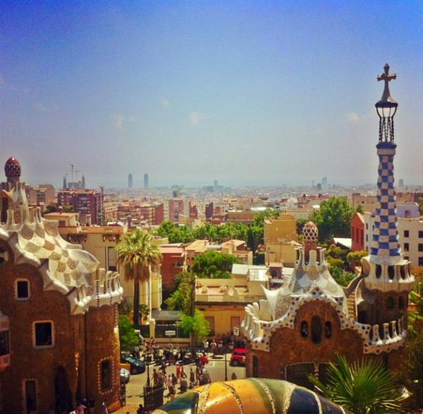 1.5 Days in Barcelona: Top 5 Must See Sights