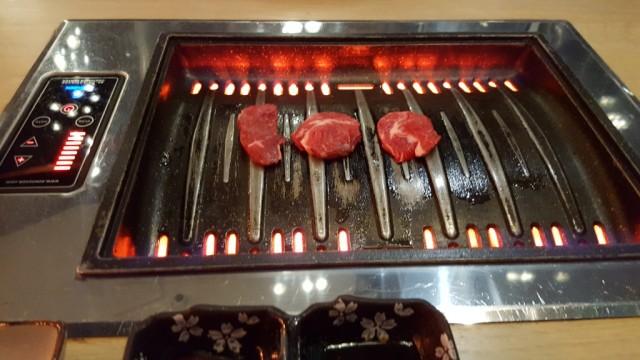 SuperStar BBQ grill rib eye