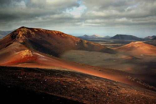 timanfaya photo