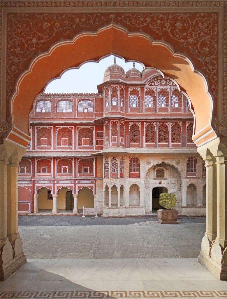 city palace jaipur photo