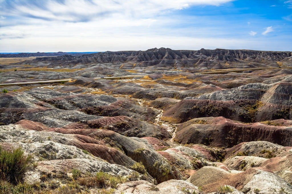 Badlands National Park South Dakota photo