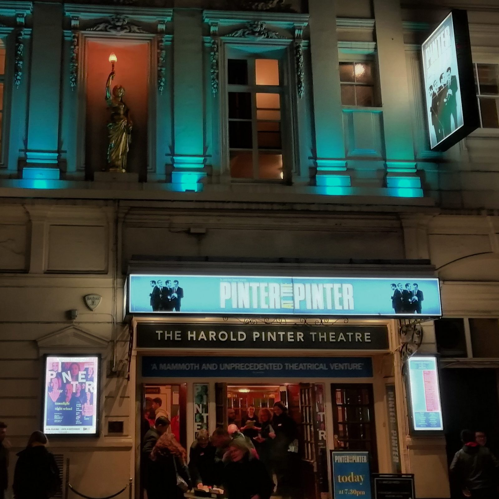 Pinter at the Pinter 3 – Landscape / A Kind of Alaska / Monologue review