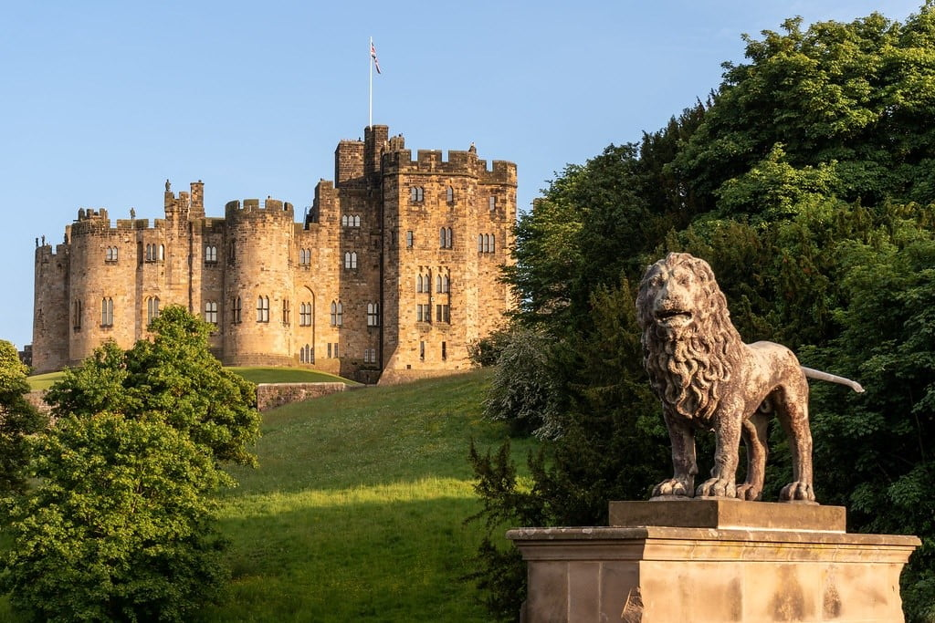 Alnwick Castle photo