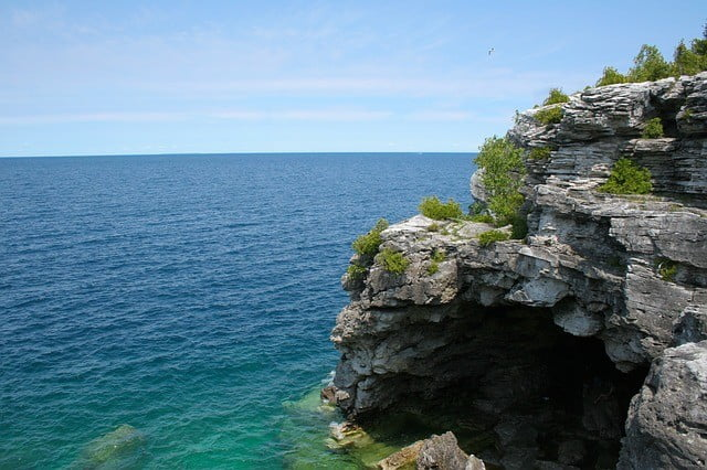 lake huron photo