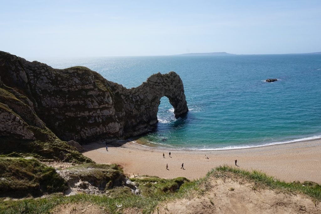 Jurassic Coast in One Day: Durdle Door, Weymouth & West Bay 7