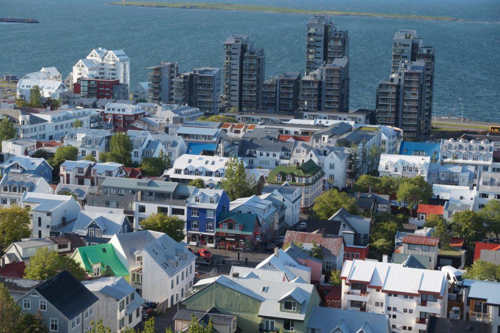 Hallgrimskirkja: View From The Top of Reykjavik's Beautiful Church 1