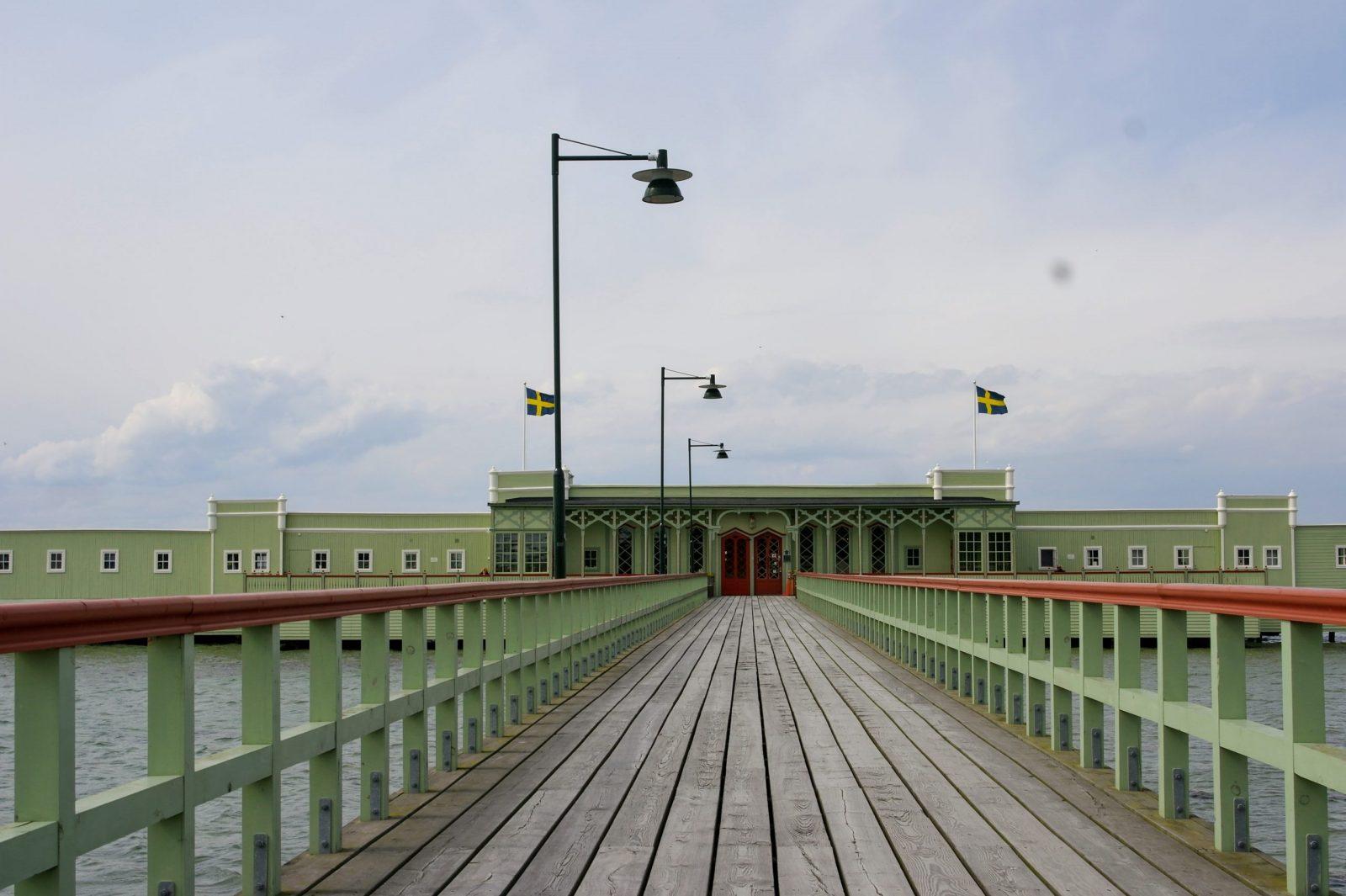 Ribersborg Pier