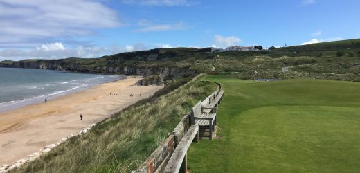 Why post-lockdown is the perfect time for a golf vacation to Ireland