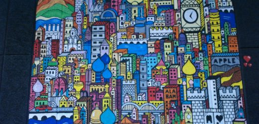 New Street Art in London: Alternative London Walking Tour Review