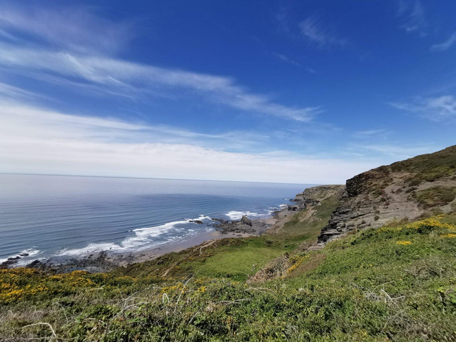 The Strangles Beach & Trail: A Hidden & Quiet Beach in Cornwall 8