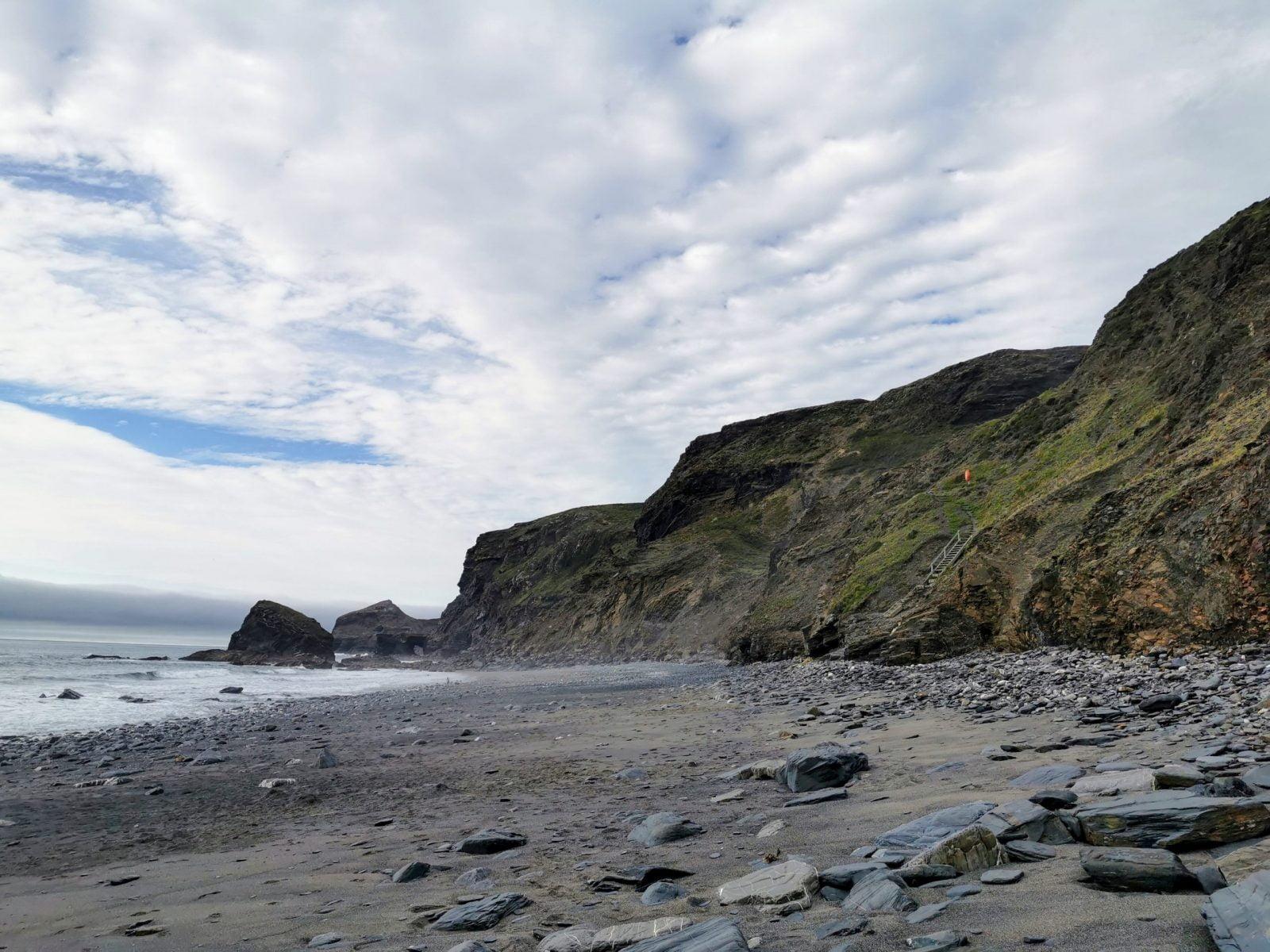 The Strangles Beach & Trail: A Hidden & Quiet Beach in Cornwall 12