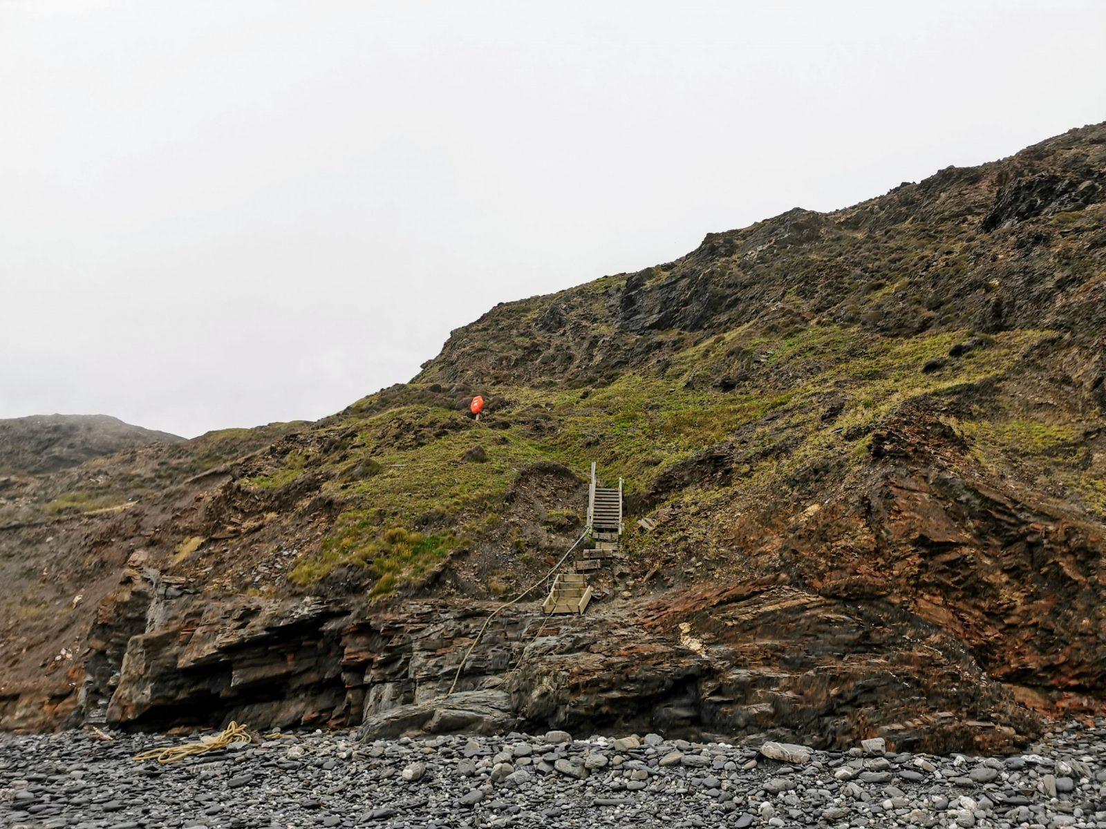 The Strangles Beach & Trail: A Hidden & Quiet Beach in Cornwall 20