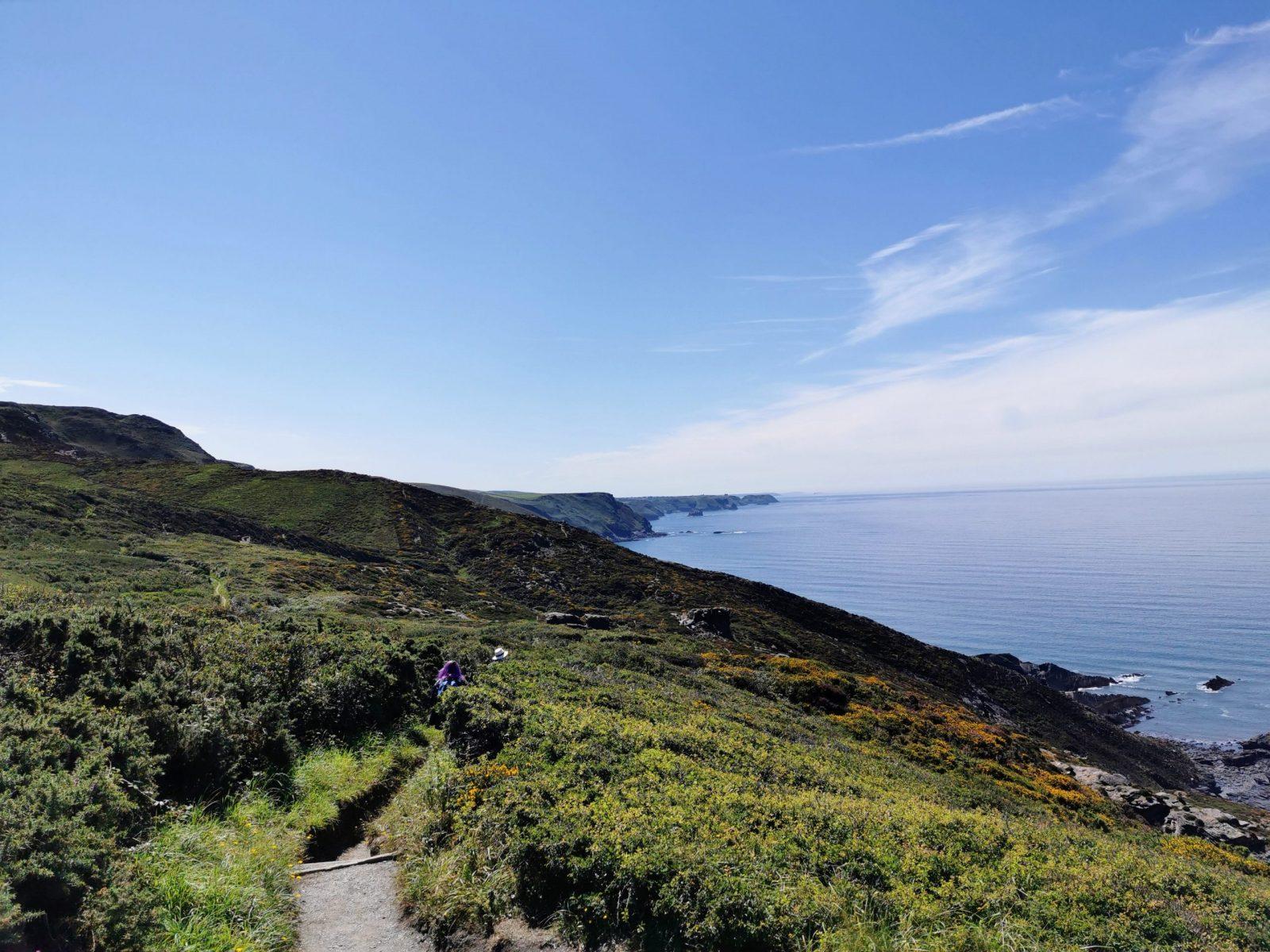 The Strangles Beach & Trail: A Hidden & Quiet Beach in Cornwall 6