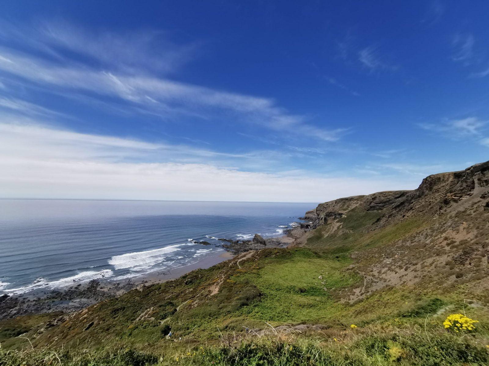 The Strangles Beach & Trail: A Hidden & Quiet Beach in Cornwall 3