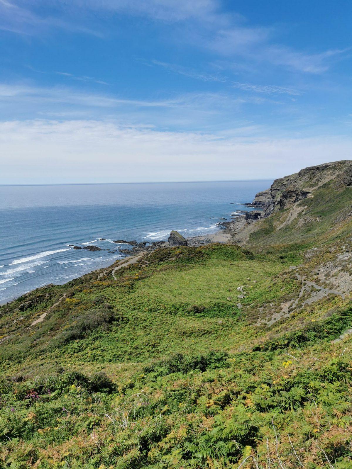 The Strangles Beach & Trail: A Hidden & Quiet Beach in Cornwall 4