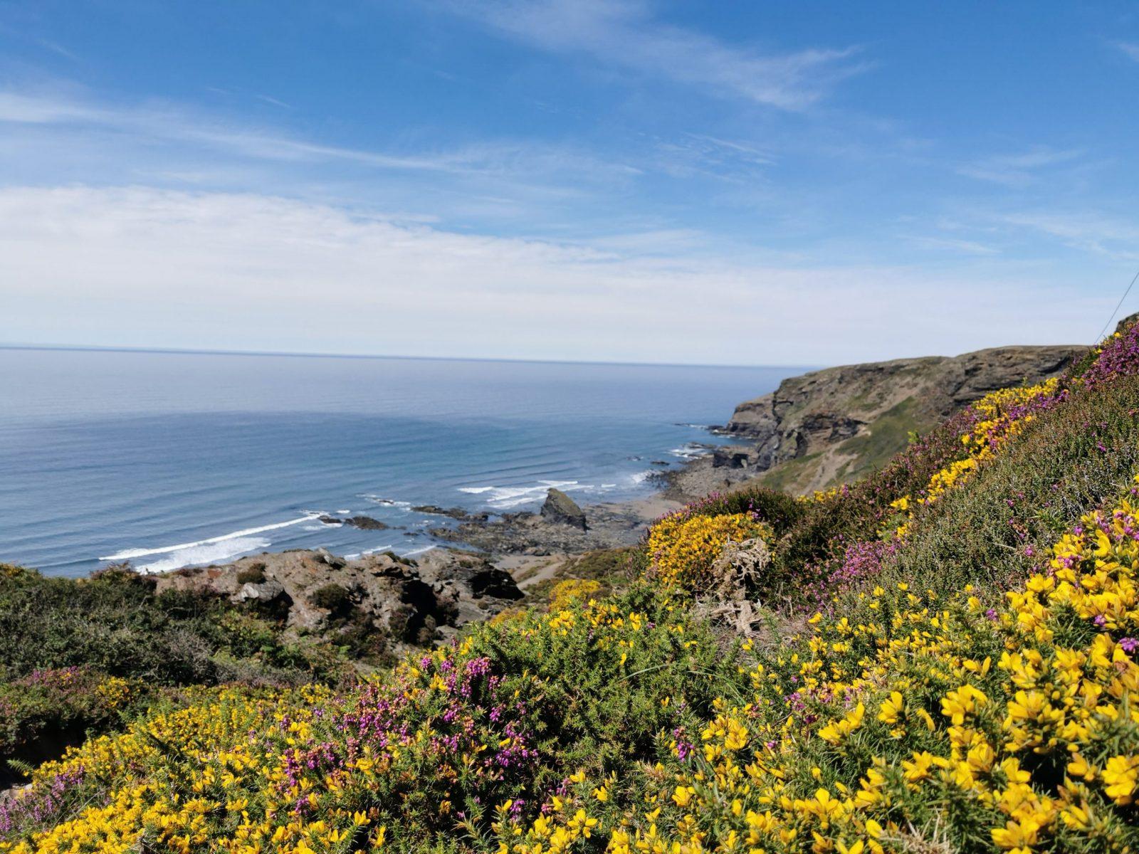 The Strangles Beach & Trail: A Hidden & Quiet Beach in Cornwall 1