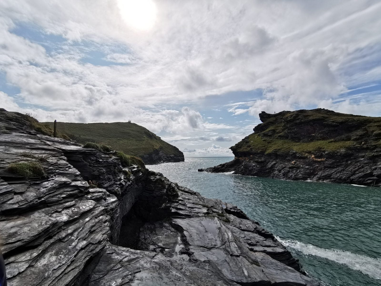 Boscastle Harbour: Photo Gallery 8