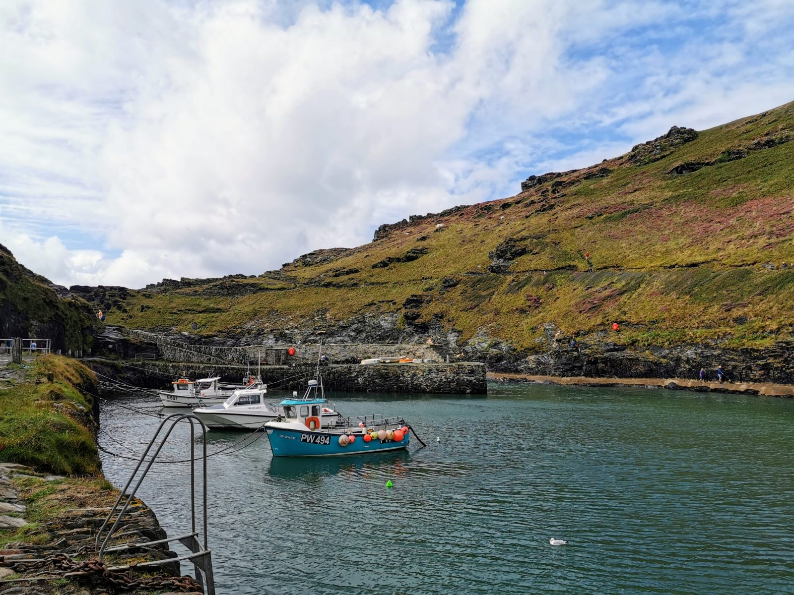 Boscastle Harbour: Photo Gallery 9