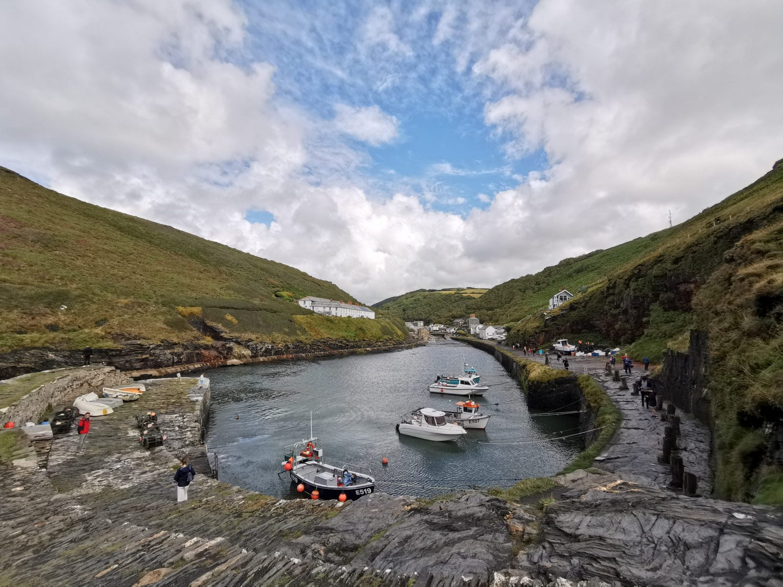 Boscastle Harbour: Photo Gallery 10
