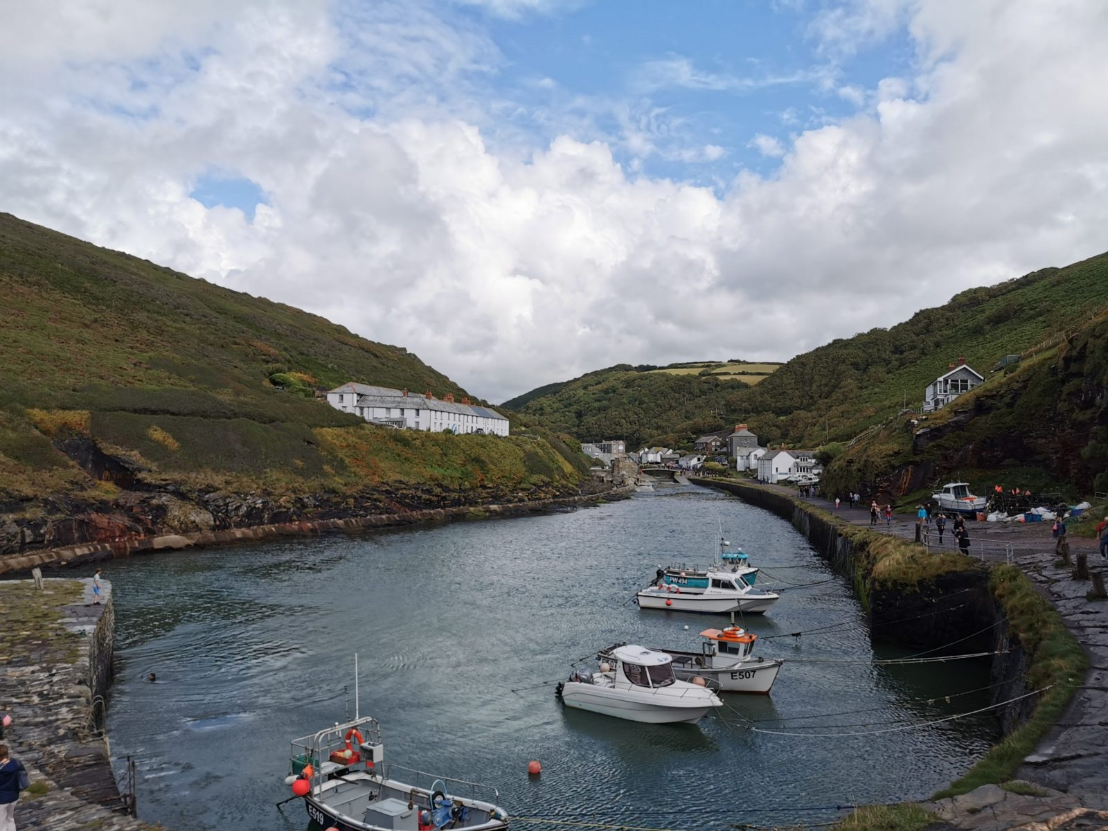 Boscastle Harbour: Photo Gallery 18