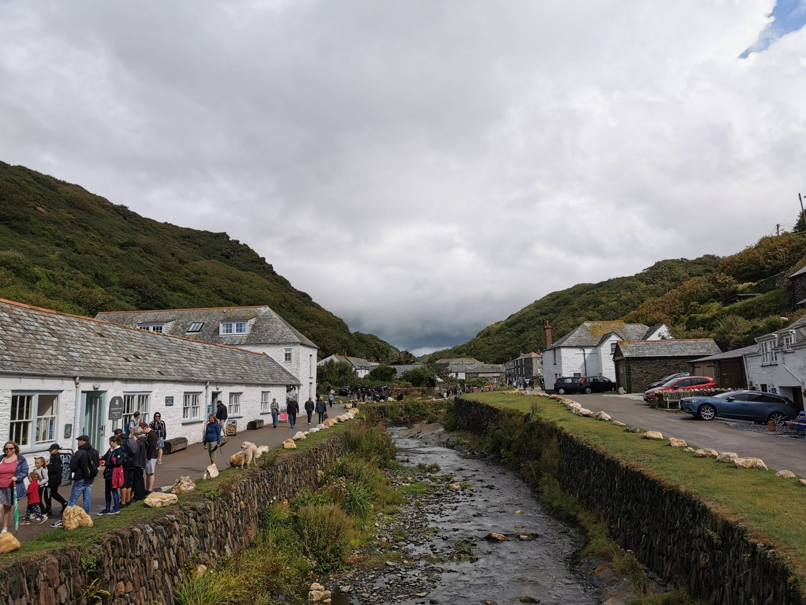 Boscastle Harbour: Photo Gallery 19