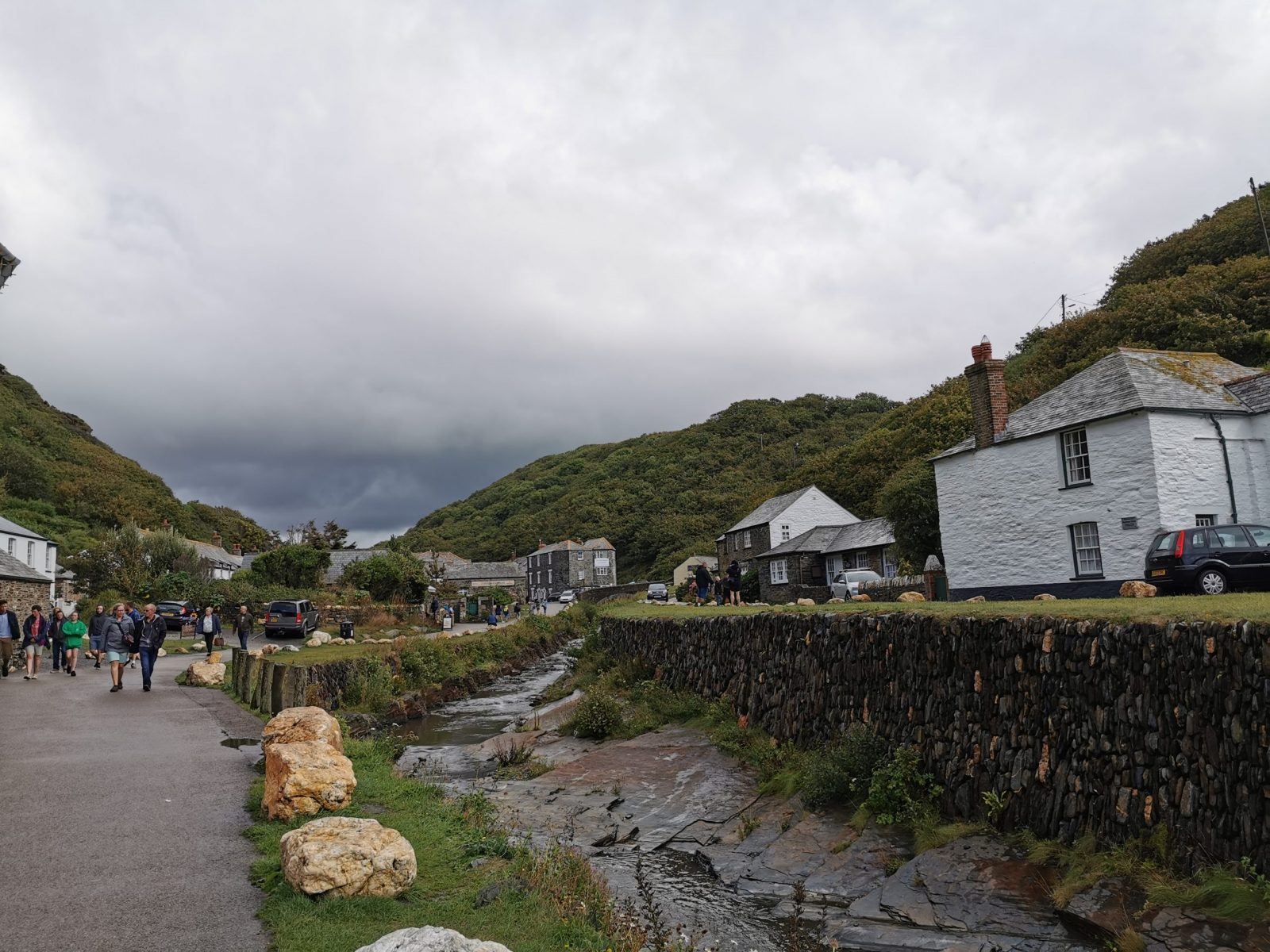 Boscastle Harbour: Photo Gallery 1
