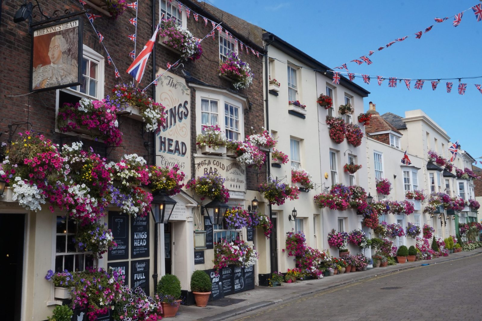 A Day Trip to Deal, Kent: Photo Gallery 1