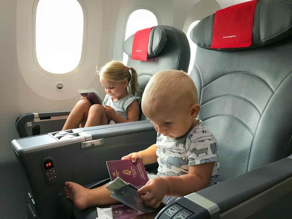 How to Entertain a Toddler on a Plane? 3